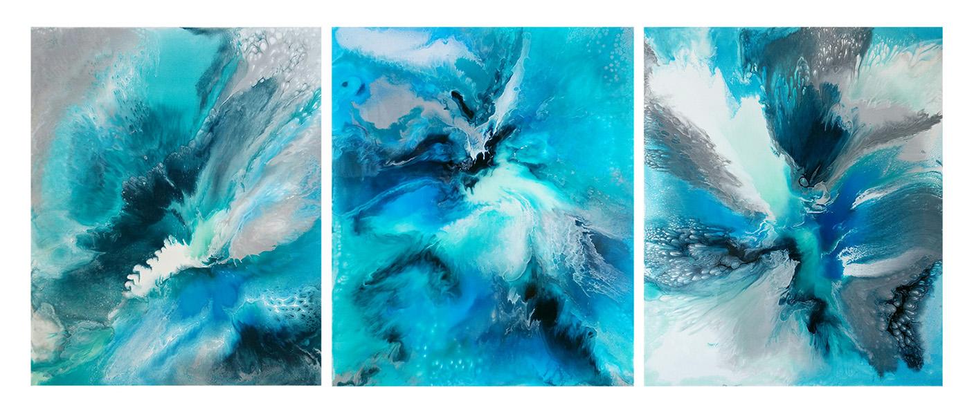 Vanessa Triptych